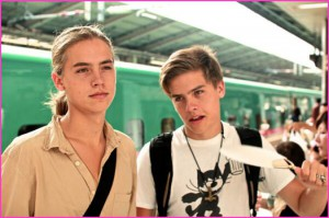 dylan sprouse et cole sprouse