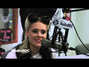 Kate Nash Live on RadioBDC