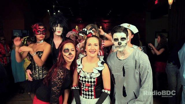 RadioBDC_Retro Halloween Ball 2013