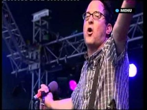 The Hold Steady - You Can Make Him Like You (Live @ Glastonbury 2007) 5/7 VERY RARE FOOTAGE HQ