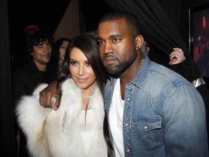 Kanye West Show : Front Row - Paris Fashion Week Womenswear Fall/Winter 2012