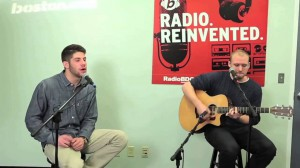 Aer Live in the RadioBDC Studio