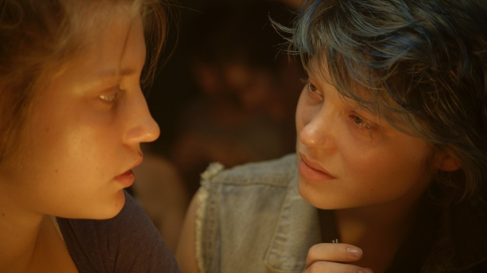 Film-Blue Is the Warmest Color