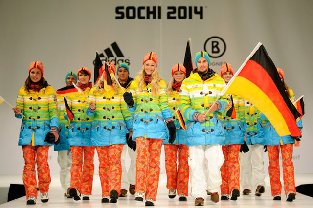 2014 Sochi Olympic Costume Ideas: Hate The US Olympic Outfits? A History Of Bad Olympic
