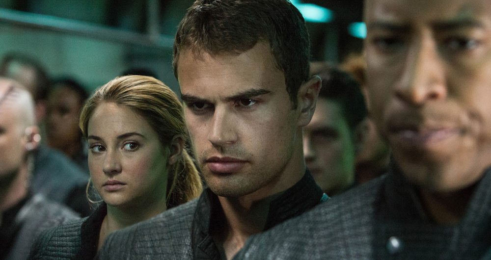 Film Review Divergent