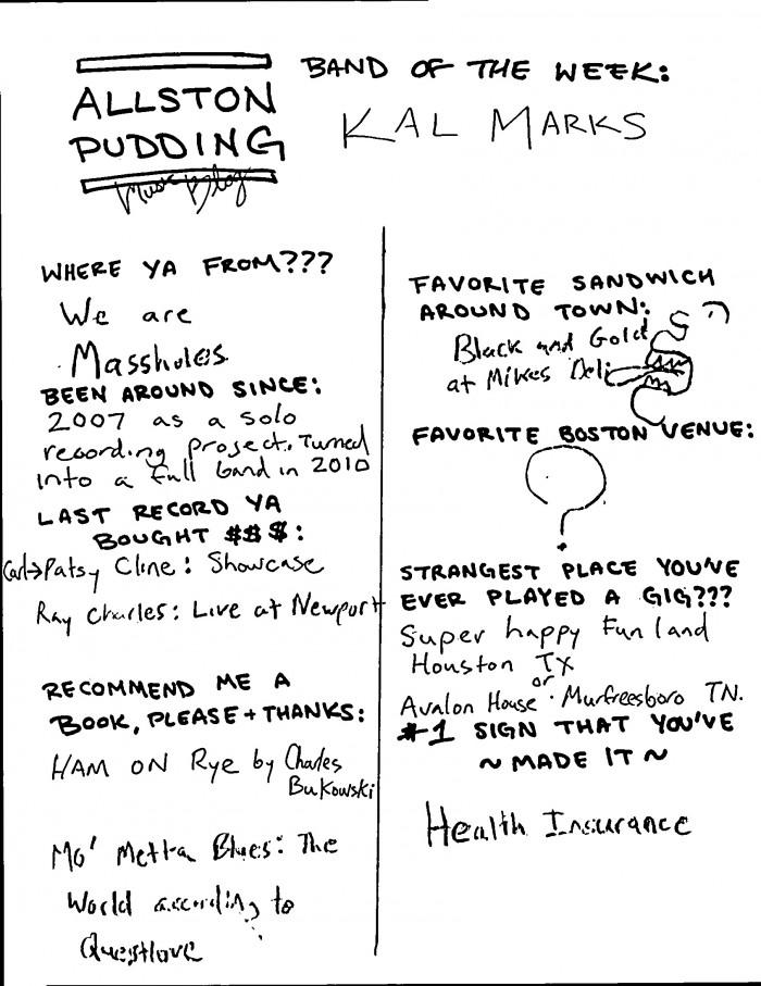 kal marks quiz