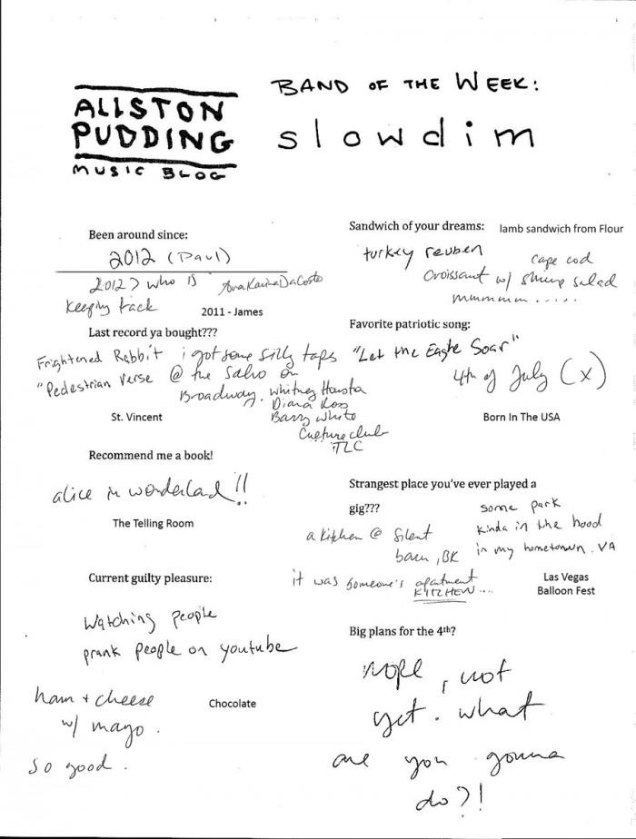 BDCwire quiz Slowdim