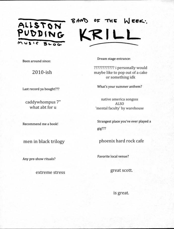 krill bdcwire quiz