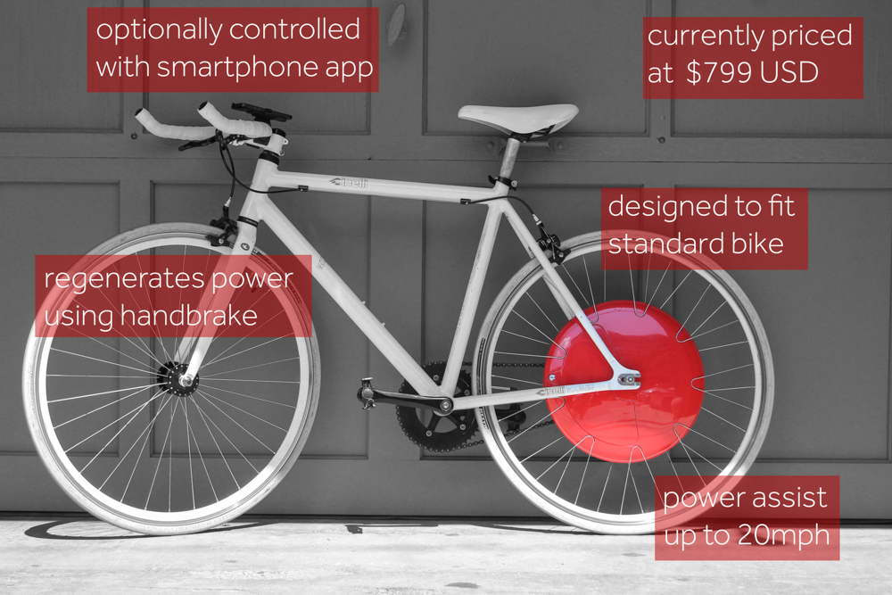 Cambridge Startup Aims To Revolutionize The Bike With Copenhagen