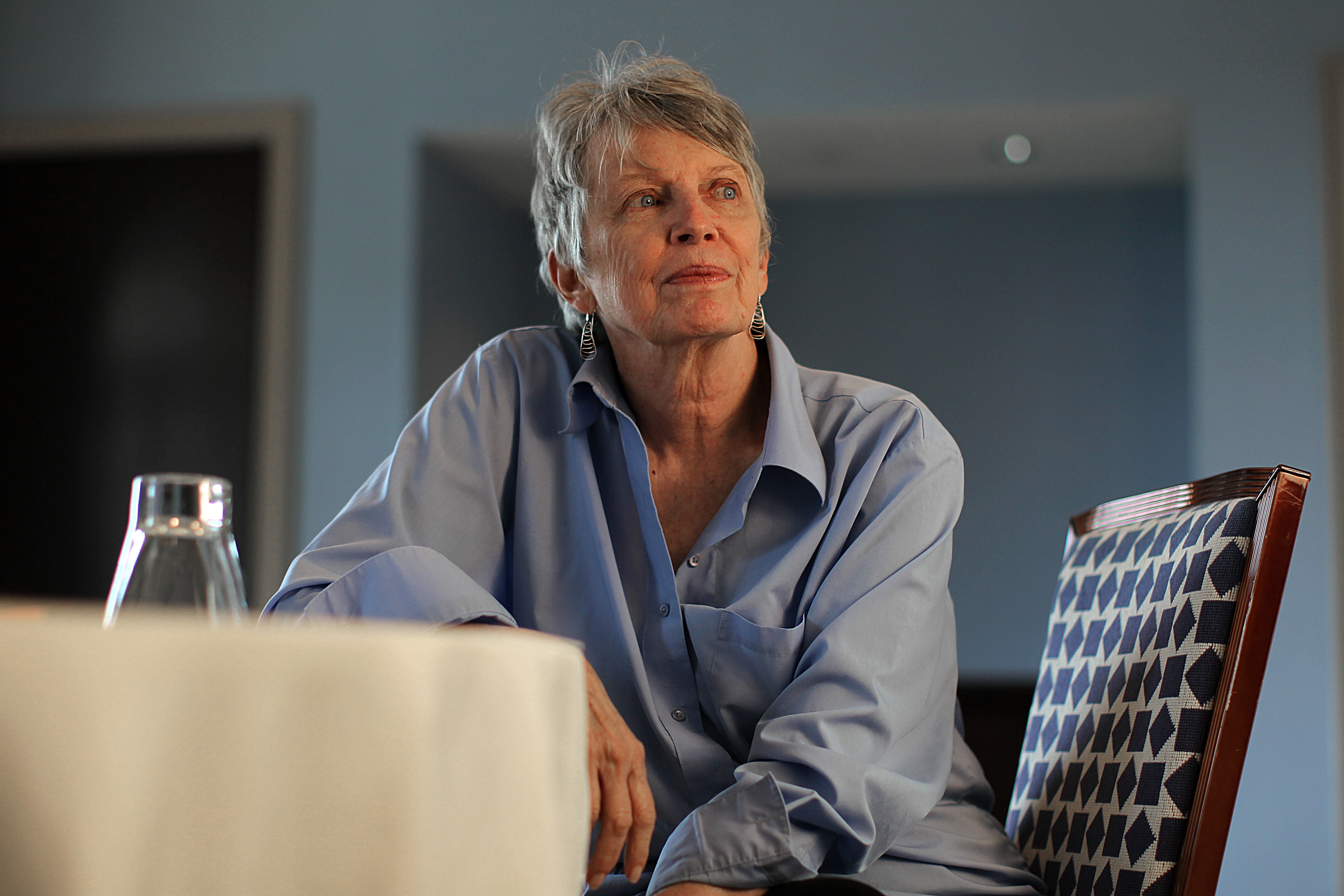 Interview: Director Phillip Noyce Tackles Science Fiction with The Giver