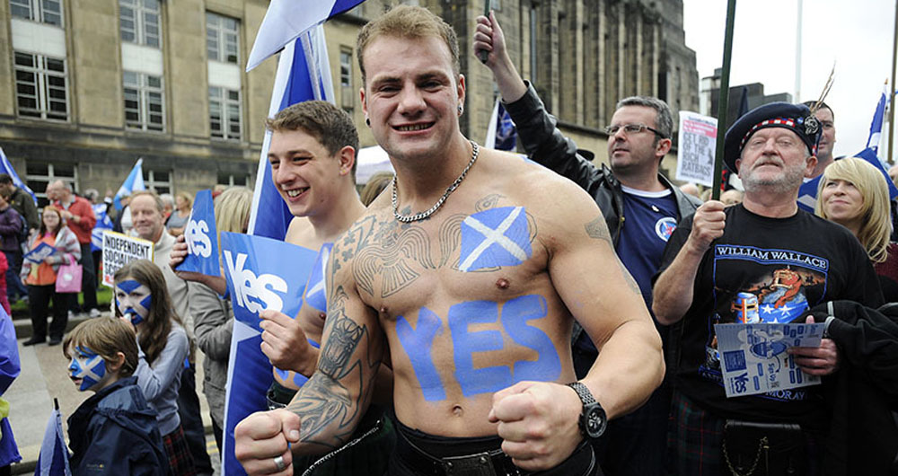 BRITAIN-SCOTLAND-POLITICS-REFERENDUM