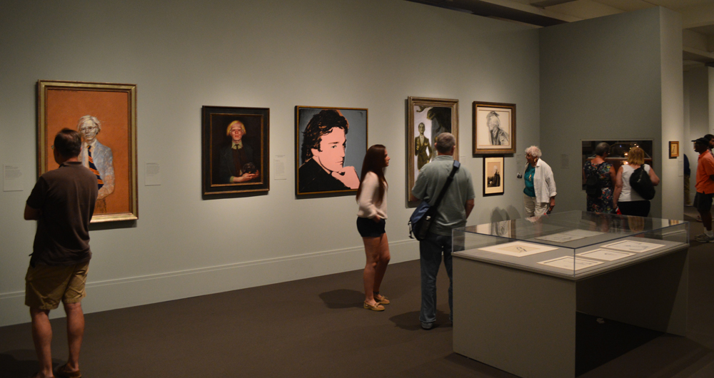 Jamie Wyeth Exhibition