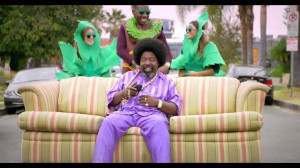 "Afroman - ""Because I Got High"" Positive Remix"