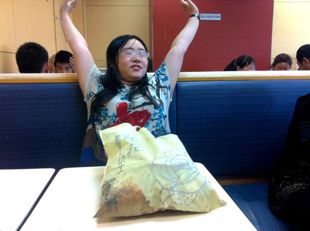 KFC GIRL 2