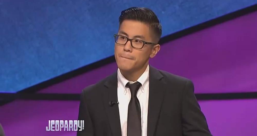 Jeopardy Dumb