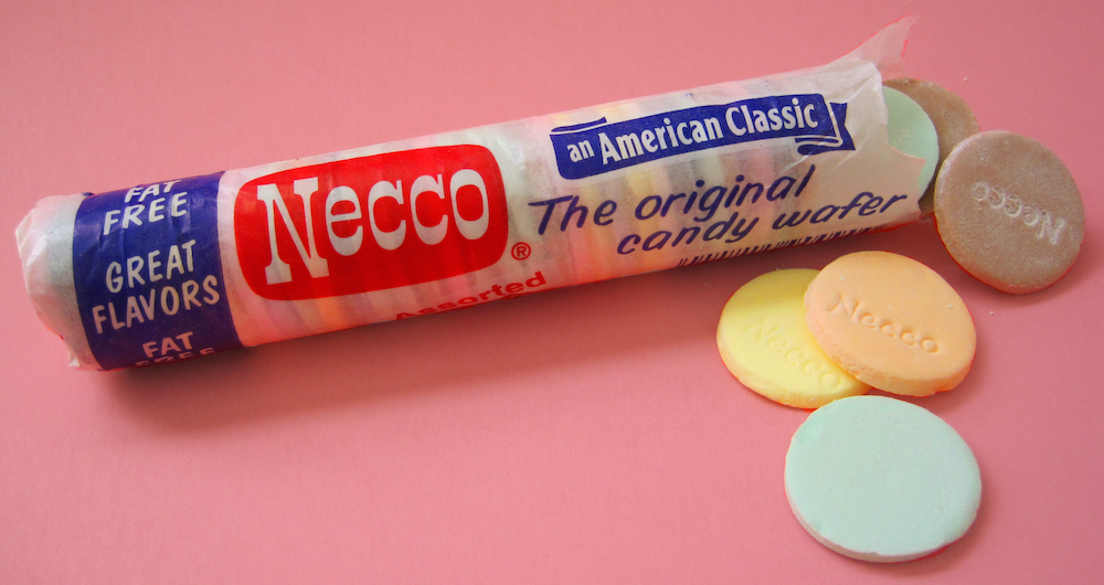 Image result for necco candy