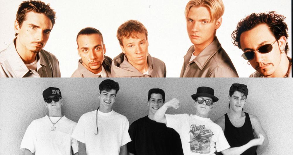 Backstreet boys 80s