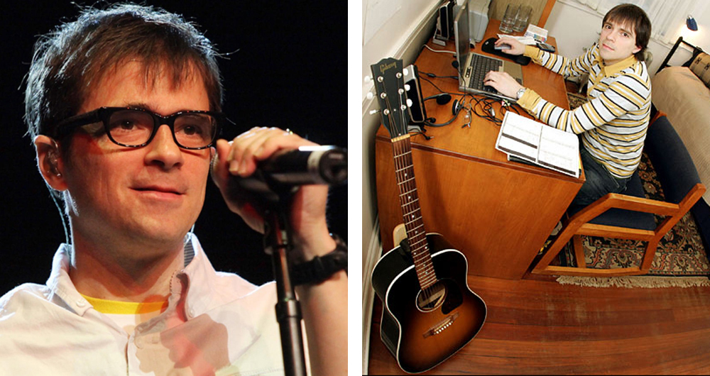 rivers cuomo application essay 57 things you might not know about weezer for one  the first lineup of weezer — rivers cuomo, pat  his application essay was about feeling disillusioned by.