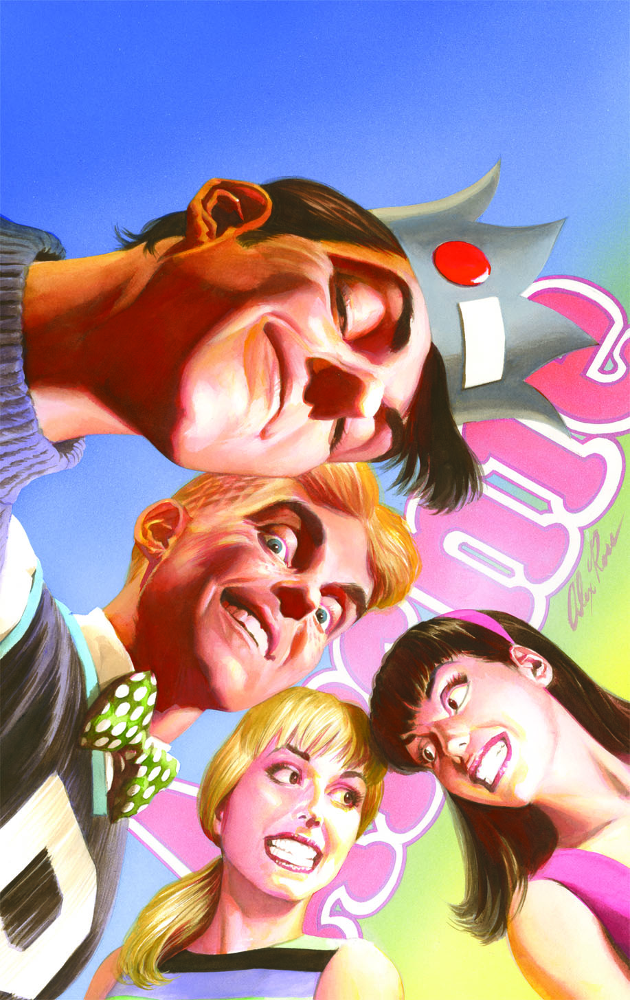 The Newest Gritty Reboot of a Comic Book Hero is... Archie? | BDCWire