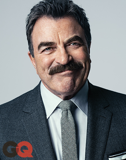 Tom Selleck 2014 From Swanson to Sellec...