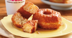 dunkin donuts croissant donut